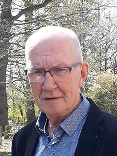Gerrit Stegeman, penningmeester